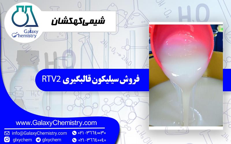 فروش سیلیکون قالبگیری RTV2